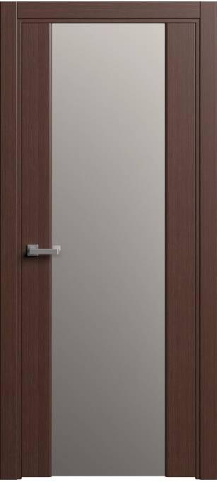 Межкомнатная дверь Софья Original Венге 06.01