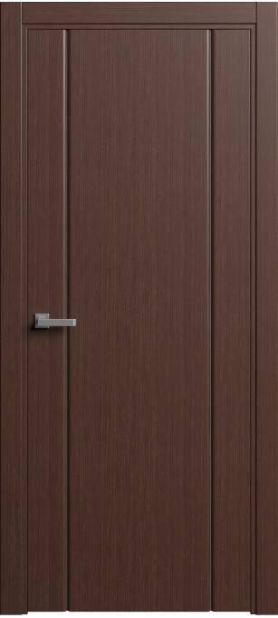 Межкомнатная дверь Sofia Original Венге, шпон 06.03