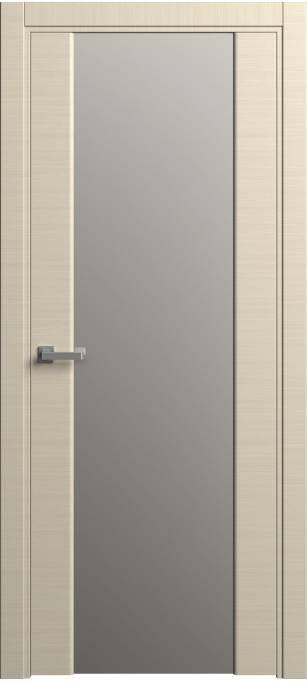 Межкомнатная дверь Софья Original Белый клен, кортекс 17.01