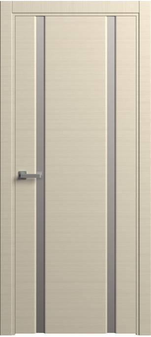 Межкомнатная дверь Софья Original Белый клен, кортекс 17.02