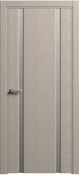 Межкомнатная дверь Sofia Original Тополь, кортекс 23.02