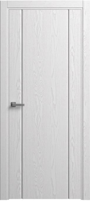 Межкомнатная дверь Софья Original Ясень белый, эмаль структурированная 35.03