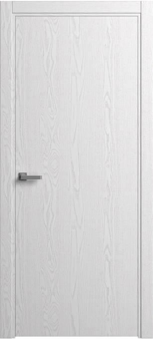 Межкомнатная дверь Софья Original Ясень белый, эмаль структурированная 35.07