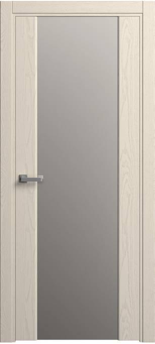 Межкомнатная дверь Софья Тип: 43.01 ясень