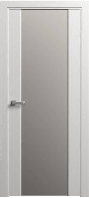 Межкомнатная дверь Sofia Original Ваниль, кортекс 50.01