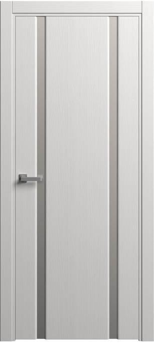 Межкомнатная дверь Софья Original Ваниль, кортекс 50.02