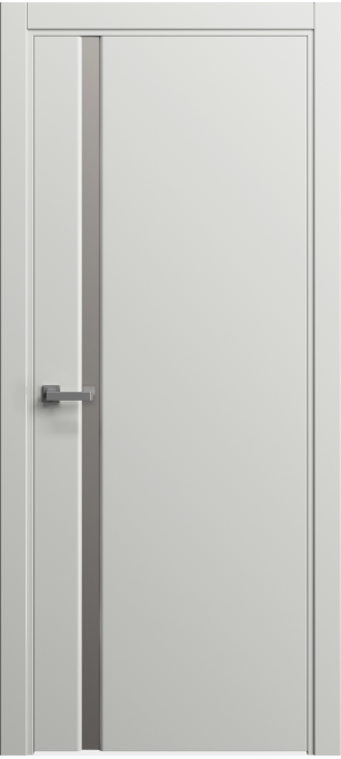 Межкомнатная дверь Sofia Original Белый улун, монохромный кортекс 58.04