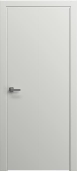 Межкомнатная дверь Sofia Original Белый улун, монохромный кортекс 58.07