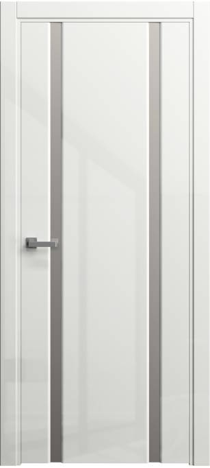 Межкомнатная дверь Софья Original Белый лак (глянец) 78.02 глянец