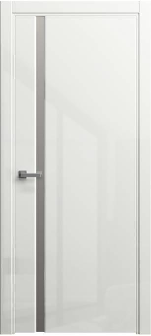Межкомнатная дверь Софья Original Белый лак (глянец) 78.04 глянец