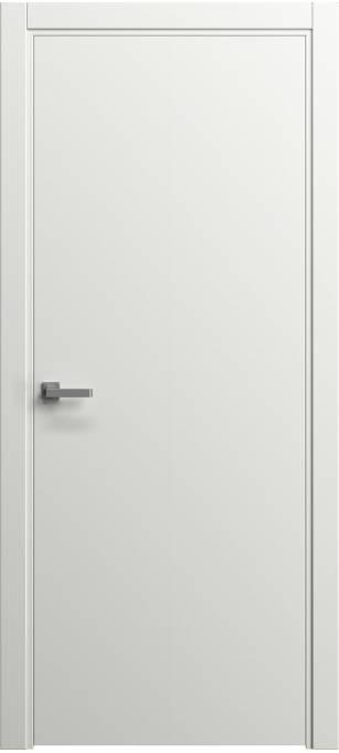 Межкомнатная дверь Софья Original Белый лак (глянец) 78.07 глянец