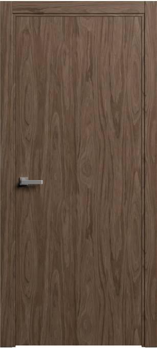 Межкомнатная дверь Софья Original Орех, шпон 88.07