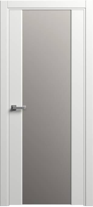 Межкомнатная дверь Софья Original Белый шелк 90.01