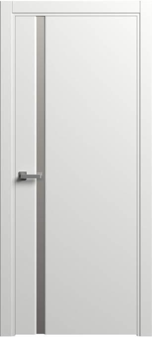 Межкомнатная дверь Софья Original Белый шелк 90.04