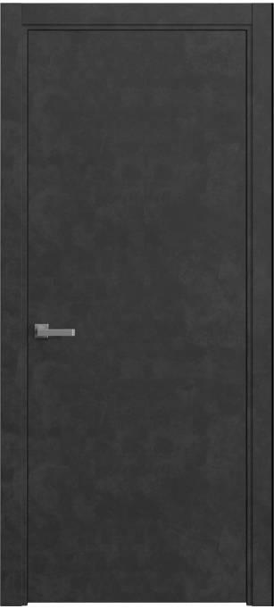 Межкомнатная дверь Sofia Original, Темный бетон, кортекс 231.07