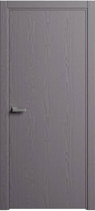 Межкомнатная дверь Sofia Original Ясень дымчатый, эмаль структурированная 302.07