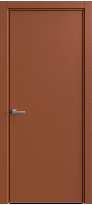 Межкомнатная дверь Sofia Original Terracote, акриловая эмаль 320.07
