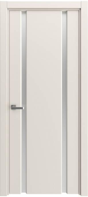 Межкомнатная дверь Софья Original milky, монохромный кортекс 391.02