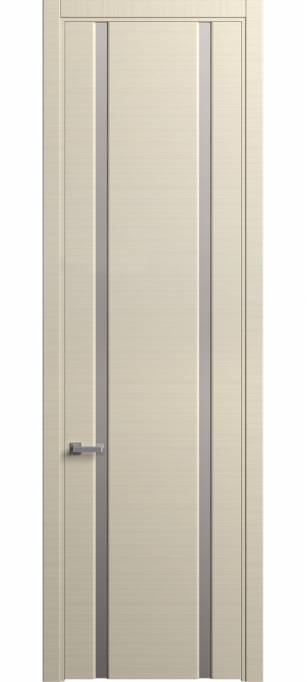 Межкомнатная дверь Софья Skyline Белый клен, кортекс 17.102