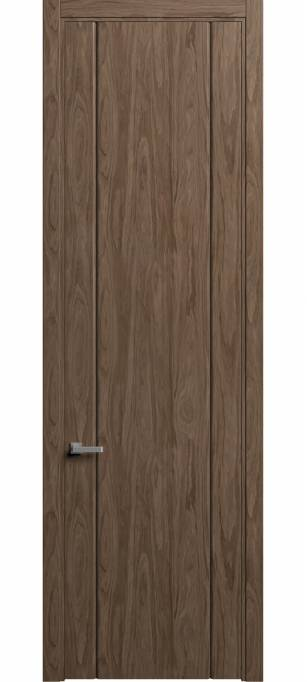 Межкомнатная дверь Sofia Skyline Орех, шпон 88.103