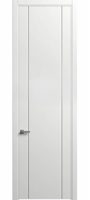 Межкомнатная дверь Софья Skyline Белый шелк 90.103