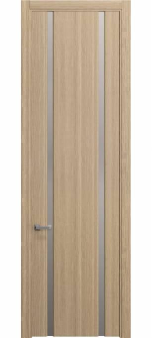Межкомнатная дверь Софья Skyline Янтарный дуб, кортекс 213.102