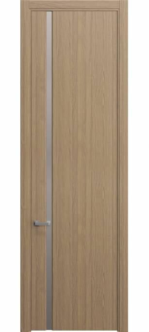Межкомнатная дверь Софья Skyline Светлый орех, кортекс 214.104
