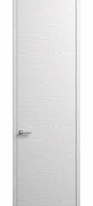 Межкомнатная дверь Софья Skyline Ясень белый, эмаль структурированная 35.96