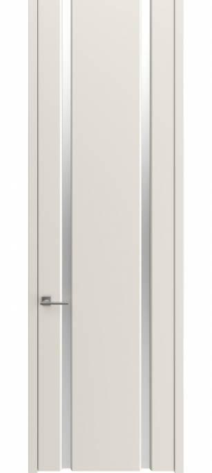 Межкомнатная дверь Софья Skyline  Milky, монохромный кортекс 391.102