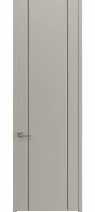 Межкомнатная дверь Софья Skyline Cashemir, монохромный кортекс 392.103