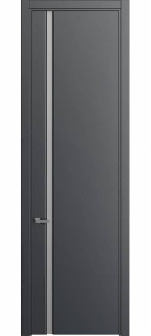 Межкомнатная дверь Софья Skyline indigo, монохромный кортекс 395.104