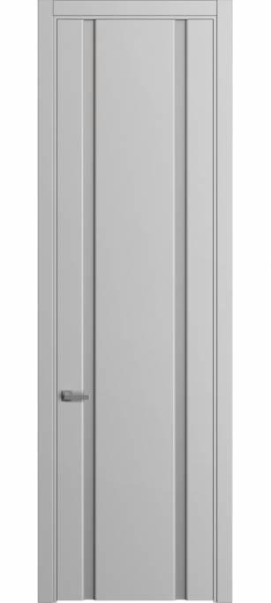 Межкомнатная дверь Софья Skyline Ash, монохромный кортекс 399.102