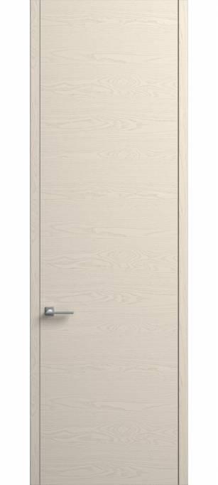 Межкомнатная дверь Софья Skyline Ясень бежевый, эмаль структурированная 43.96