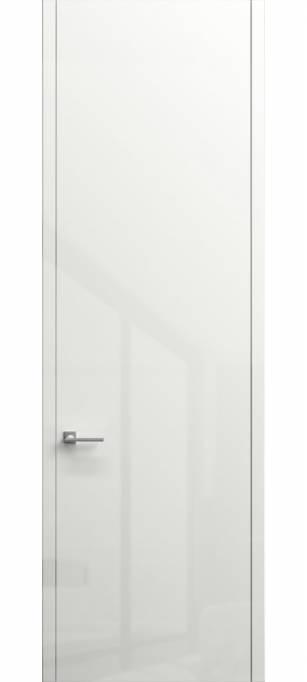 Межкомнатная дверь Софья Skyline Белый лак глянцевый 78.94