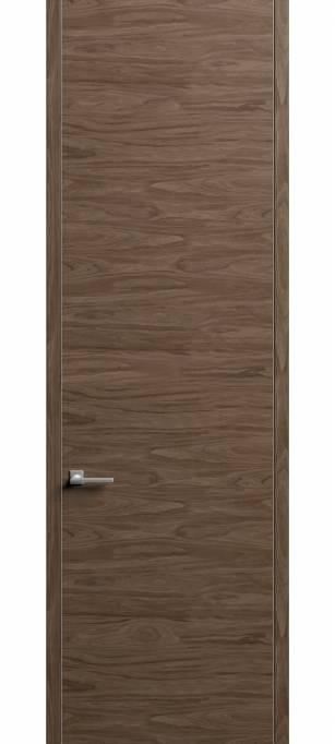 Межкомнатная дверь Sofia Skyline Орех, шпон 88.94