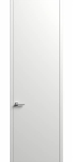 Межкомнатная дверь Софья Skyline Белый шелк 90.96
