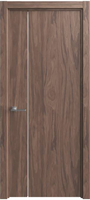 Межкомнатная дверь Sofia Vision Орех, шпон 88.43