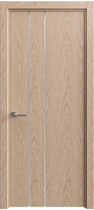 Межкомнатная дверь Sofia Vision Дуб классический, шпон брашированный 91.44