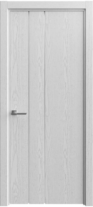 Межкомнатная дверь Софья Vision Ясень светло-серый, эмаль структурированная 300.44