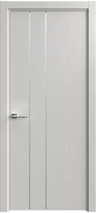 Межкомнатная дверь Sofia Vision Кашемировый ясень, эмаль структурированная 309.44
